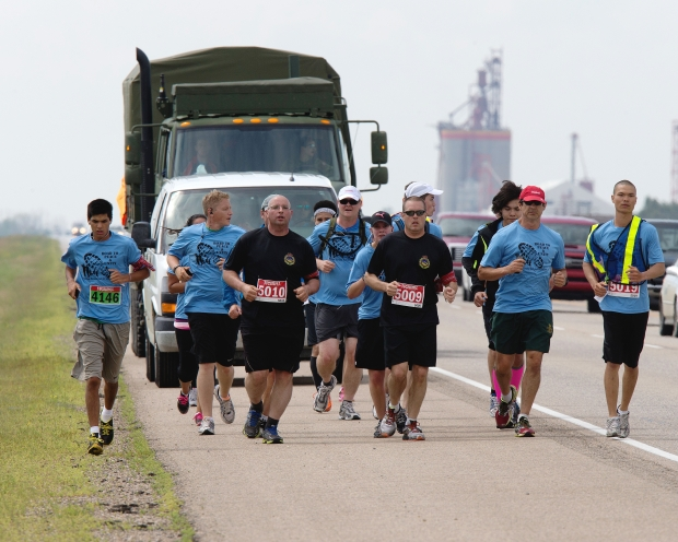 Honour Run 2014